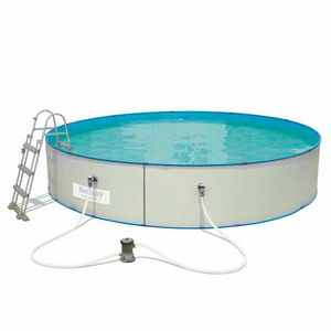 Bestway Hydrium 56386 Round Above Ground Pool 460x90 cm - 56386, Round above ground pool