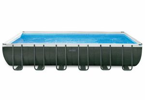 Intex 26368 ex 26362 Ultra XTR Premium Frame Above Ground Rectangular Pool 732x366x132cm - 26368, Above ground pool easy to assemble