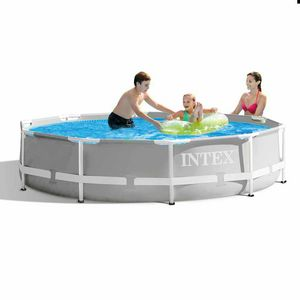 Intex 26702 ex 28702 Prism Frame Above Ground Pool Round 305x76cm - 26702, Round above ground pool
