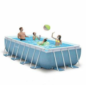 Intex 26776 ex 28316 Prism Metal Frame above ground pool 400x200x100 - 26776, Above ground pool with accessories