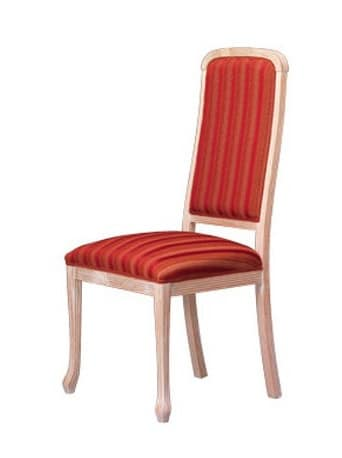 1001, Classic chair in beechwood, for elegant conference room