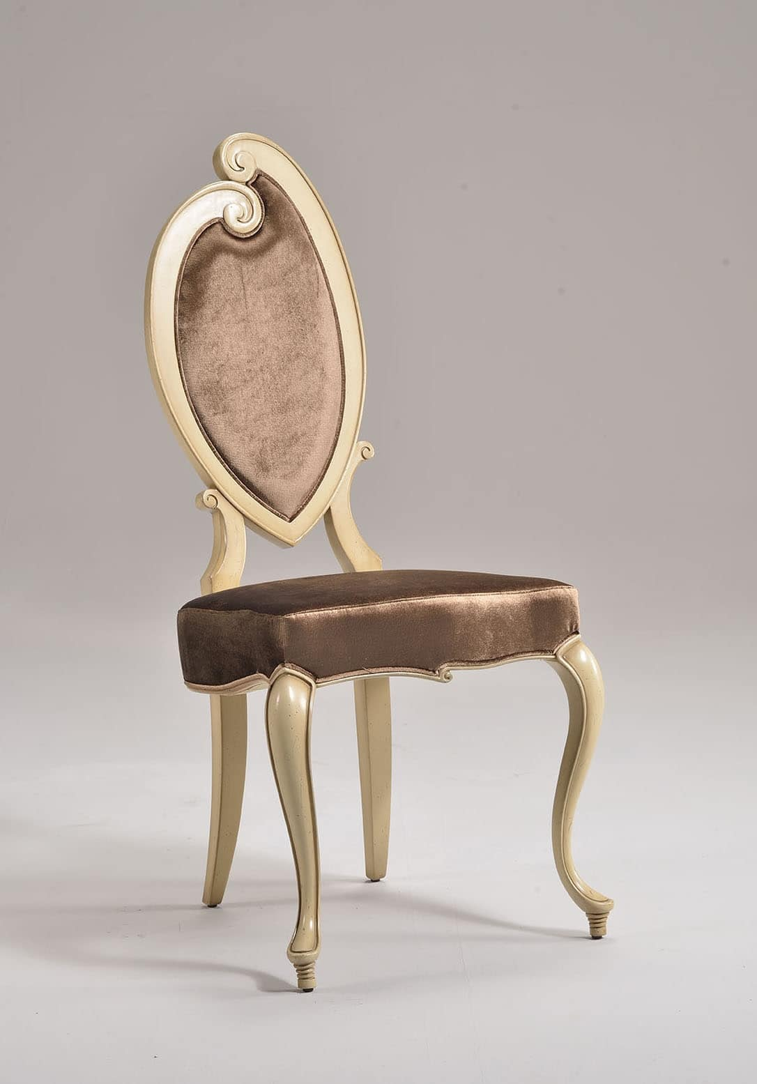 KATE chair 8625S, Beech chair handmade, for dining room