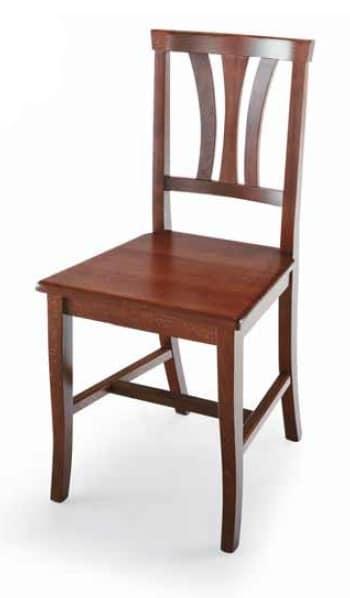Pistoia, Arte povera wooden chair