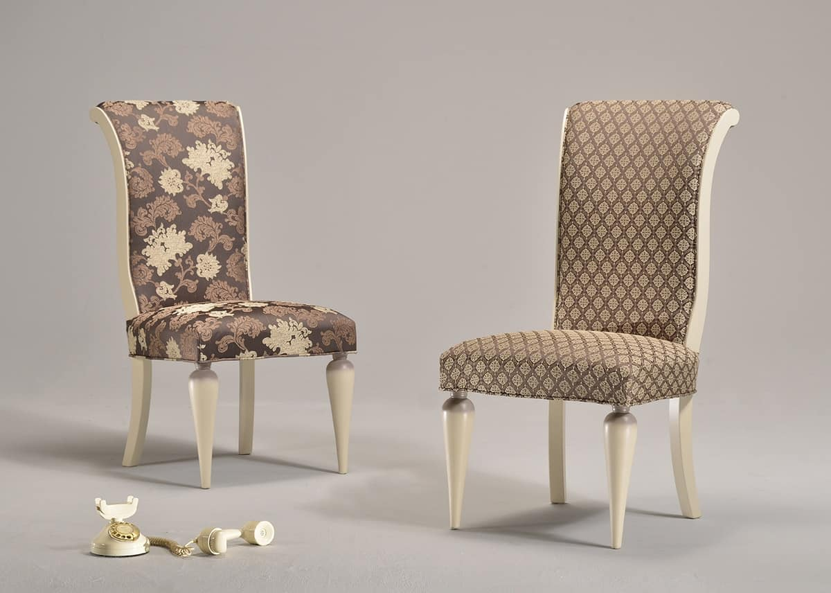 ZARA chair 8360S, Classic chair in beech, available in various colors