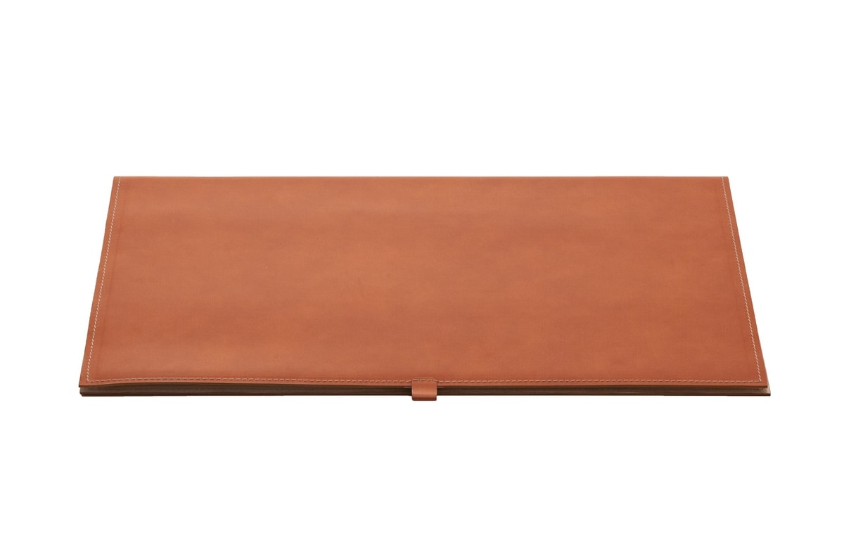 Aristotele, Desk pad that can be opened