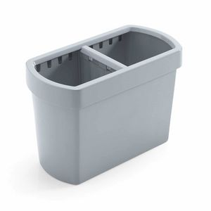 Divido, Bin in polymer for recycling, for offices and stores