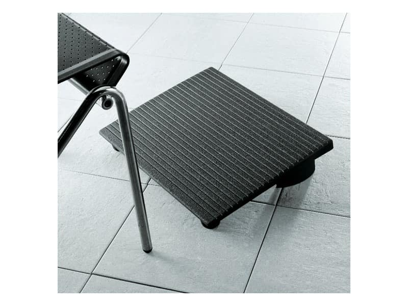 Isole footrest 336, Office accessories, Polyurethane footrest