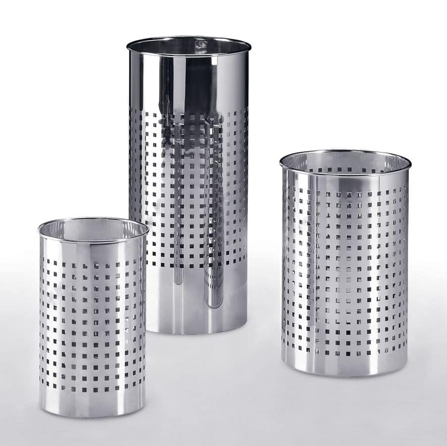 JOKER 610 611 612, Umbrella stand and steel baskets, various measures