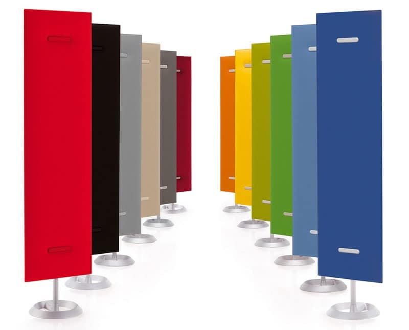 Mitesco 2, Acoustic multicolored Wall panels