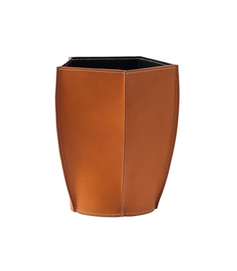 Poligono, Pentagonal wastepaper basket