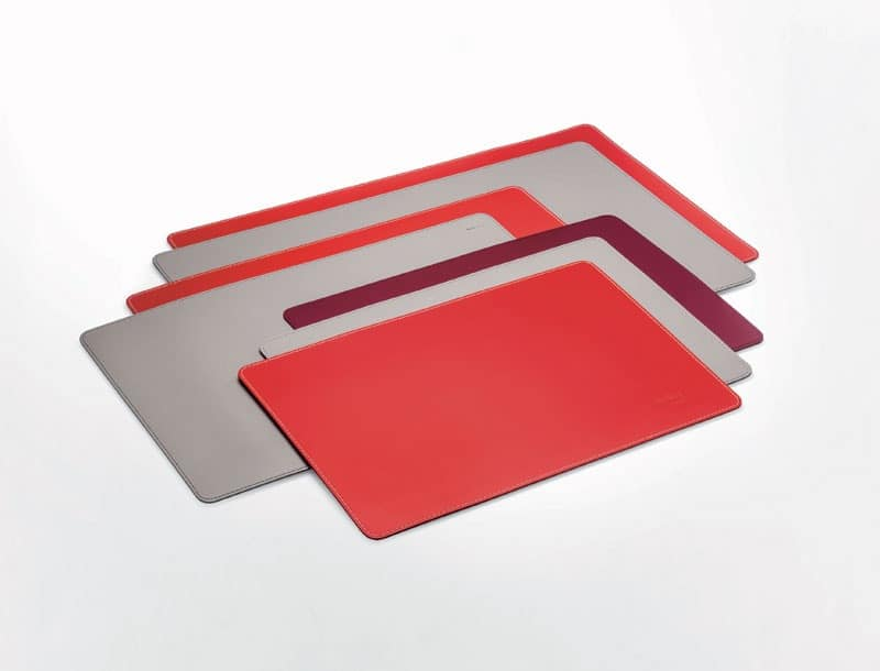 Sottomano, Desk pad in leather, for offices