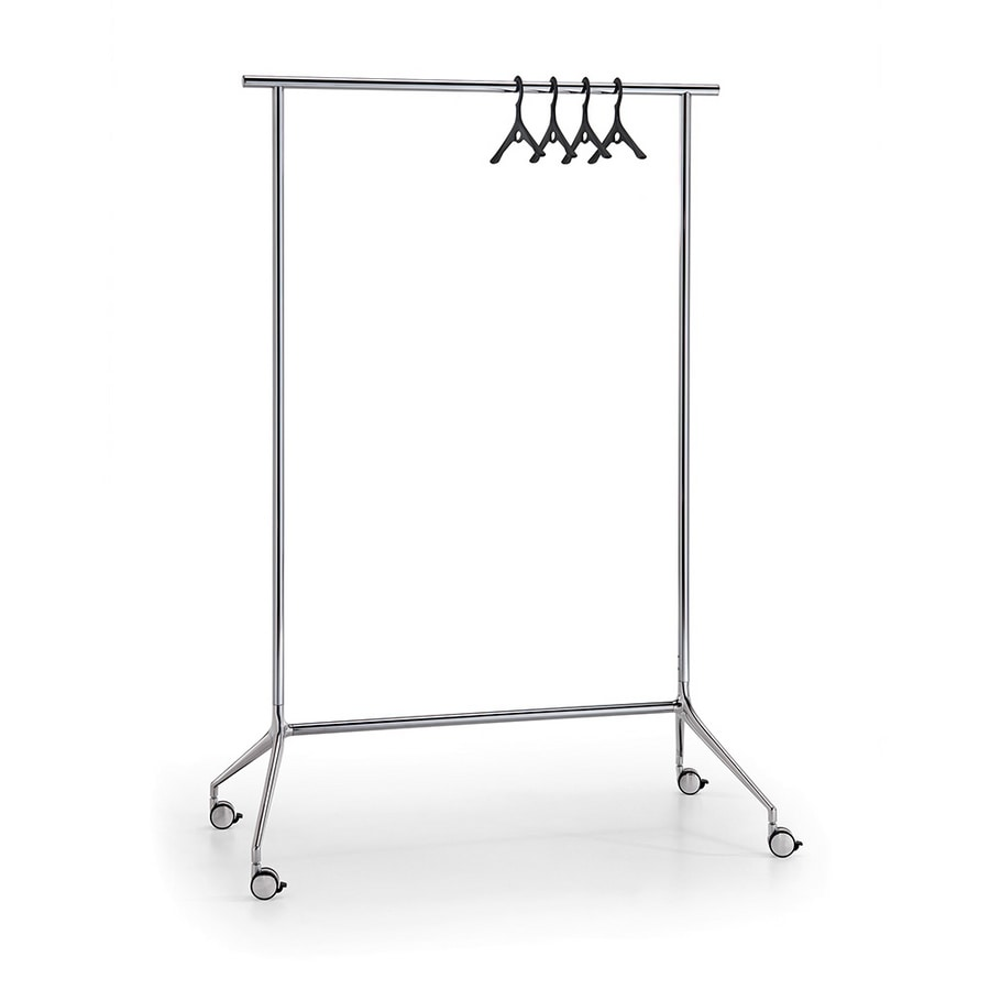 Speech divisorio-stander, Stander for clothes, convertible into a partition unit