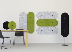 Acustica, Decorative sound-absorbing panels