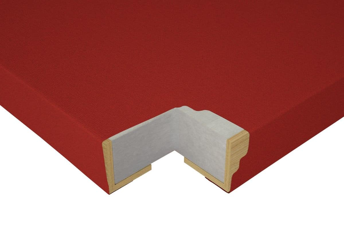 AIRGRAF, Modular polyester fibre panel for thermal and acoustic insulation
