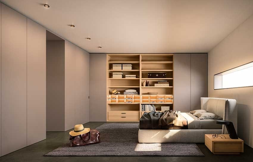 APP Silence, Cabinet system with soundproofing
