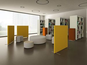 D-Space, Freestanding sound-absorbing panel
