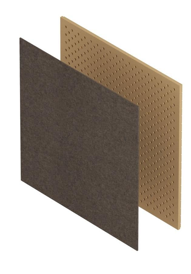 DECORVOX, Wool felt sound-absorbing panels