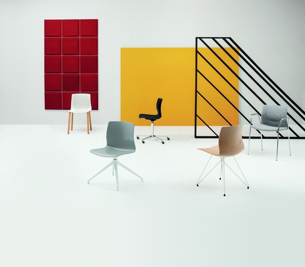 Fono, Modular system of acoustic panels