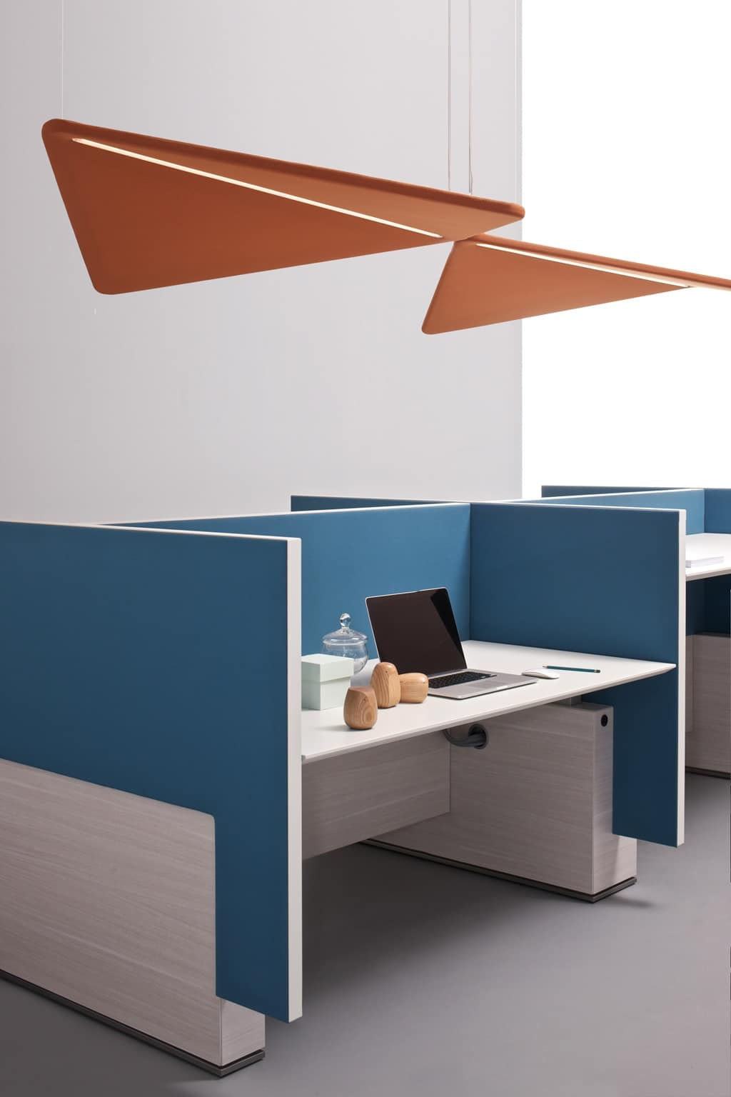 Kite, Sound Absorbing Panels For Offices And Meeting Rooms