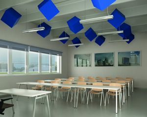 Kubo, Hanging Sound-absorbing element