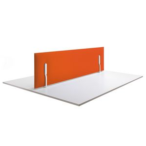 Mitesco desk, Sound absorbing panels for desk