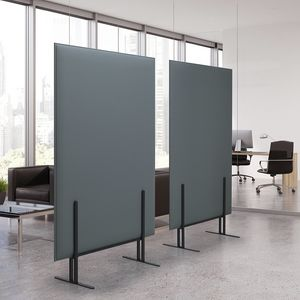 Pli Over, Sound absorbing partition elements