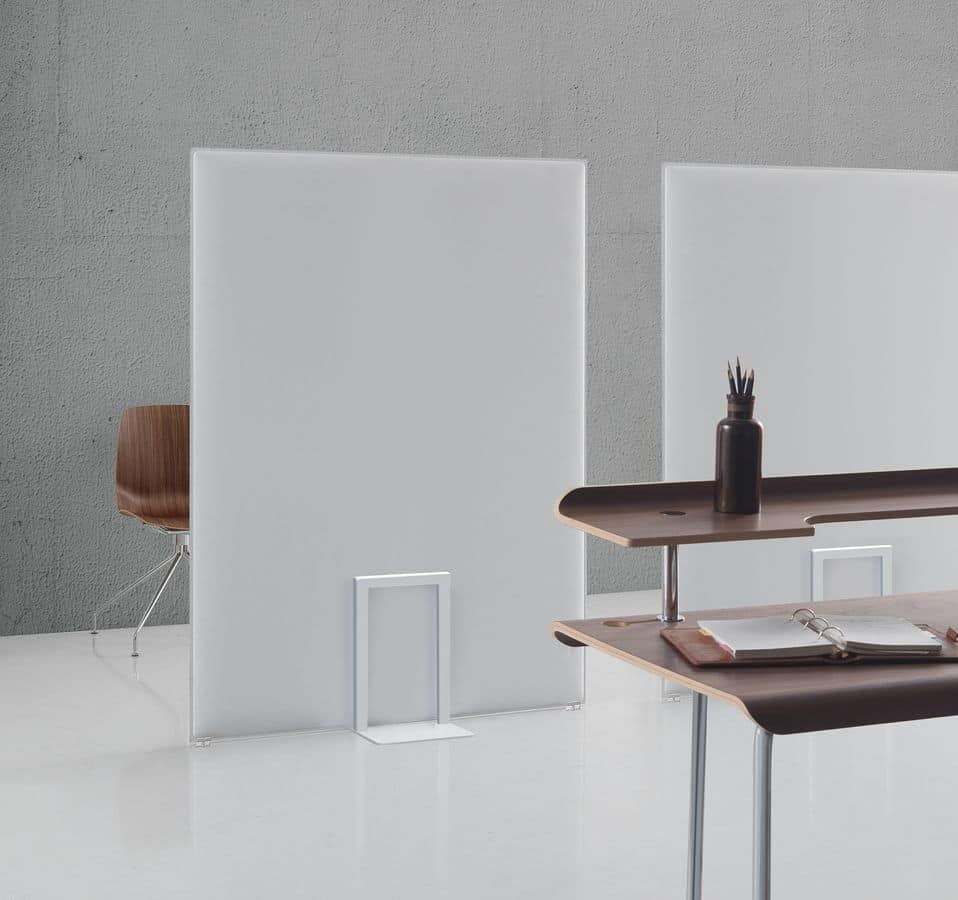 Pli Oversize, Acoustic panels that can be used to divide space, Snowsound technology