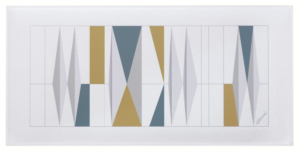 Snowsound art - Gio Ponti, Sound-absorbing panels with drawings by Gio Ponti