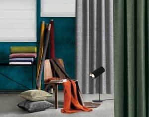 Snowsound-Fiber, Sound-absorbing acoustic fabrics