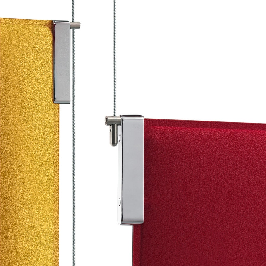 Tra Light, Cable system for sound-absorbing panels