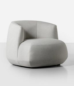 Brioni Up armchair, Armchair with high back