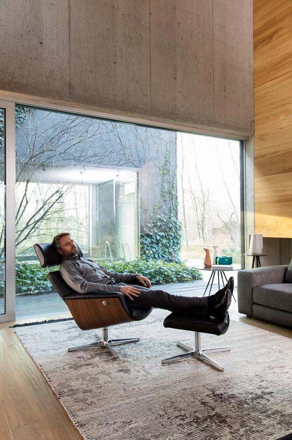 Evolution, Comfortable relax armchair