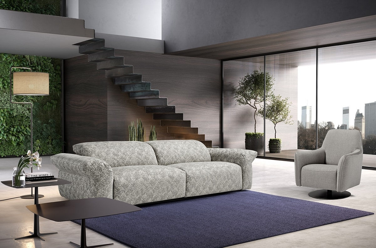 Felicity, Comfortable and elegant armchair