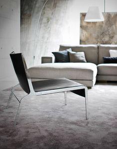 Helsinki, Lounge armchair, fire-retardant