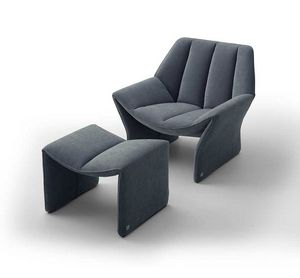 Hirundo, Design armchair, for relaxation areas