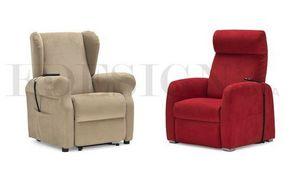 Itaca e Zacinto, Relax armchair with remote control