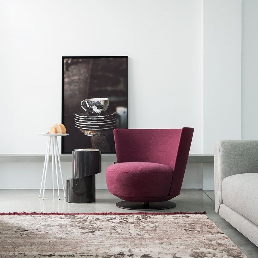 Jammin, Soft and enveloping armchair