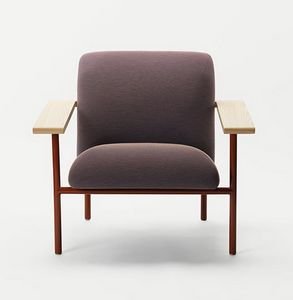 Kinoko, Armchair with a refined design