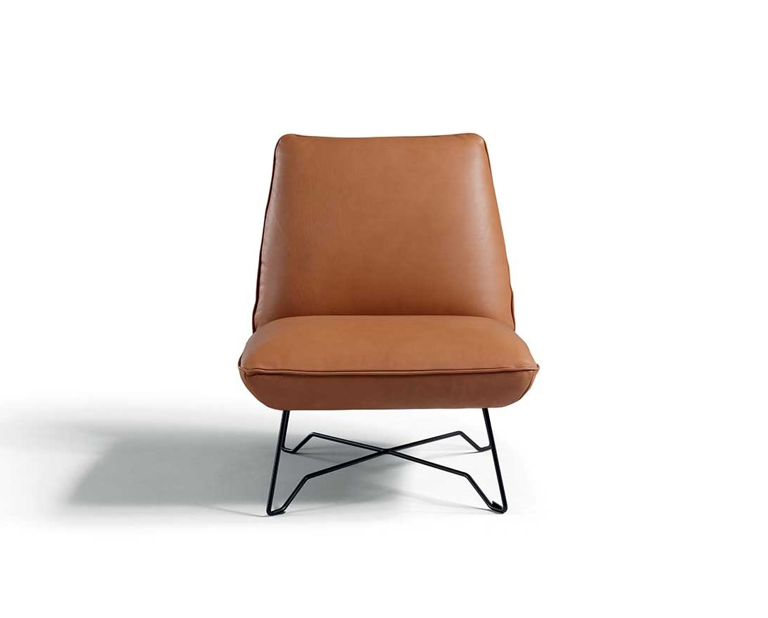 Lia, Padded armchair, without armrests