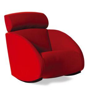 Mama, Rocking armchair with adjustable headrest