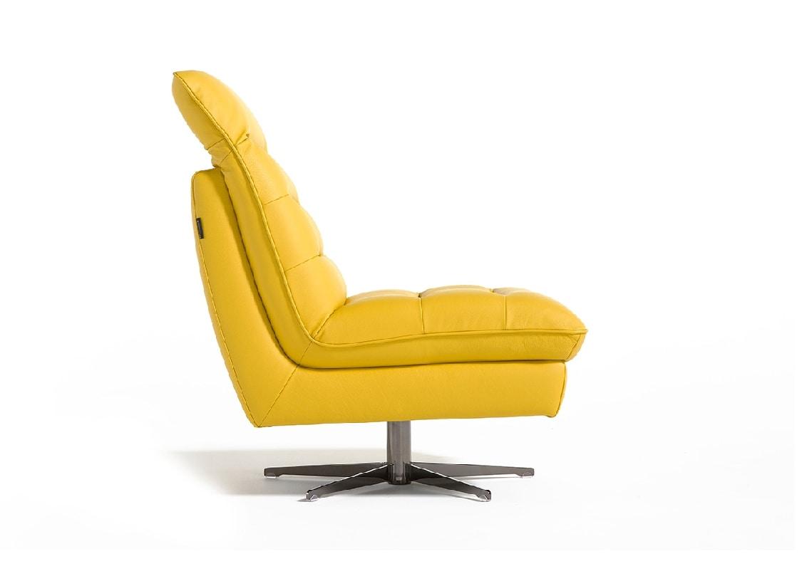 Marylou, Swivel reclining armchair