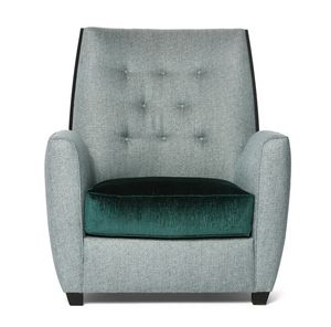MEDITA Armchair, Armchair in contemporary classic style