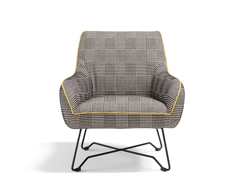 Namy, Armchair for Art Deco environments