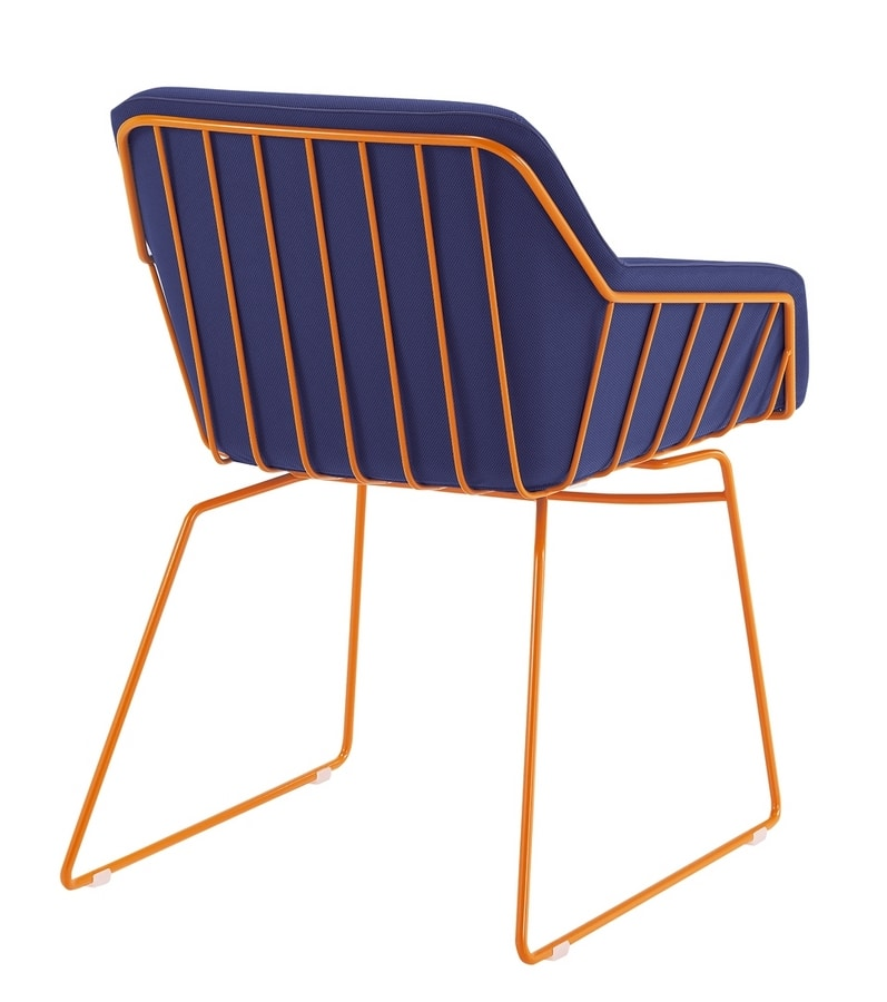Paul&Frank, Removable armchair for waiting rooms