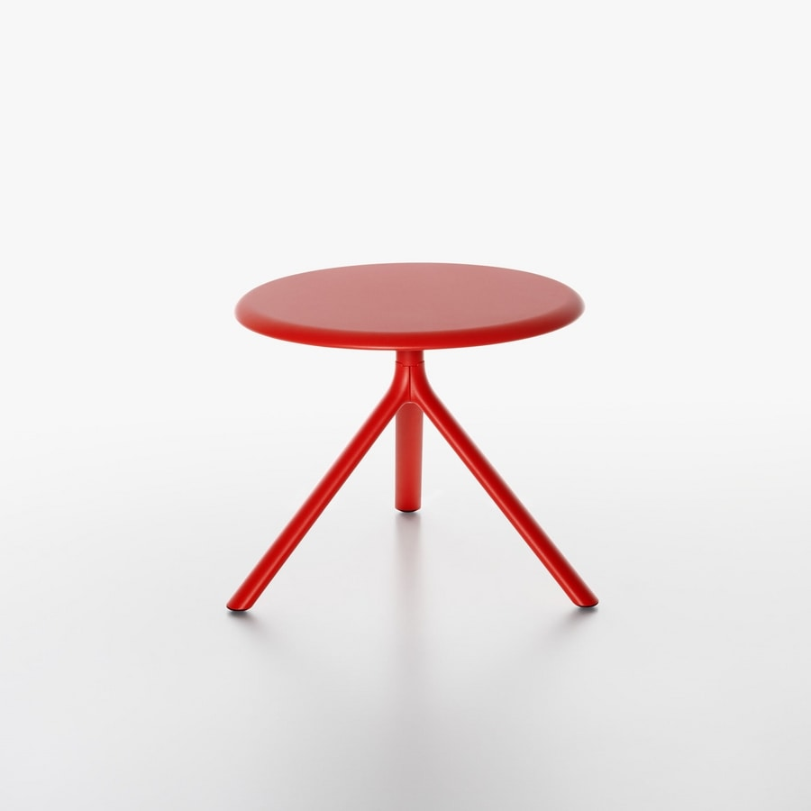 Miura | Round coffee table, Coffee table with folding top