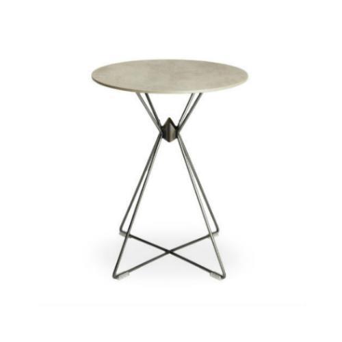 Trappola TA, Table with an original metal base
