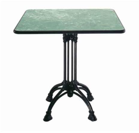 art. 4060-Impero, Metal bar table
