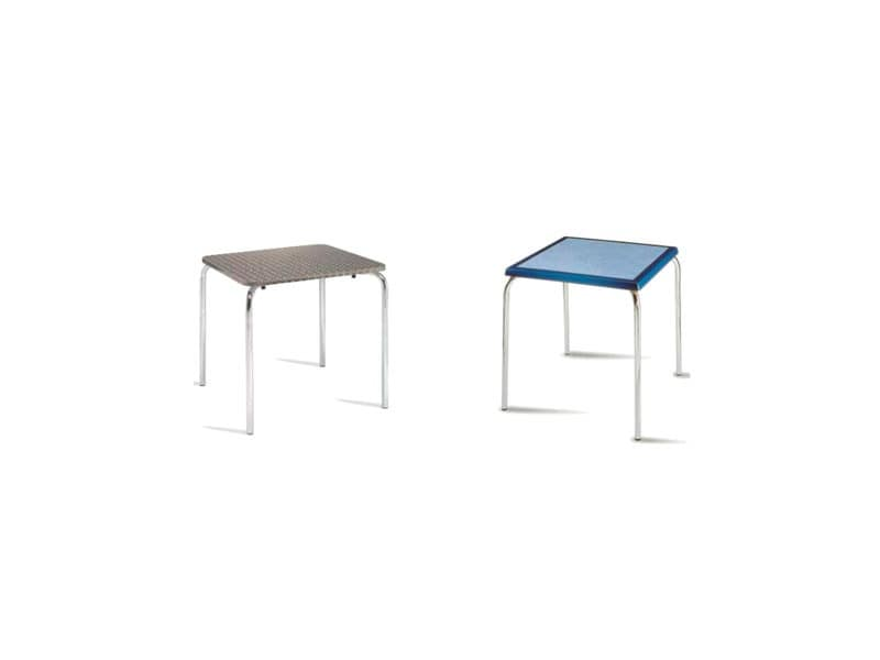 FT 028, Modern Coffee Table Stackable, for bar and restaurants