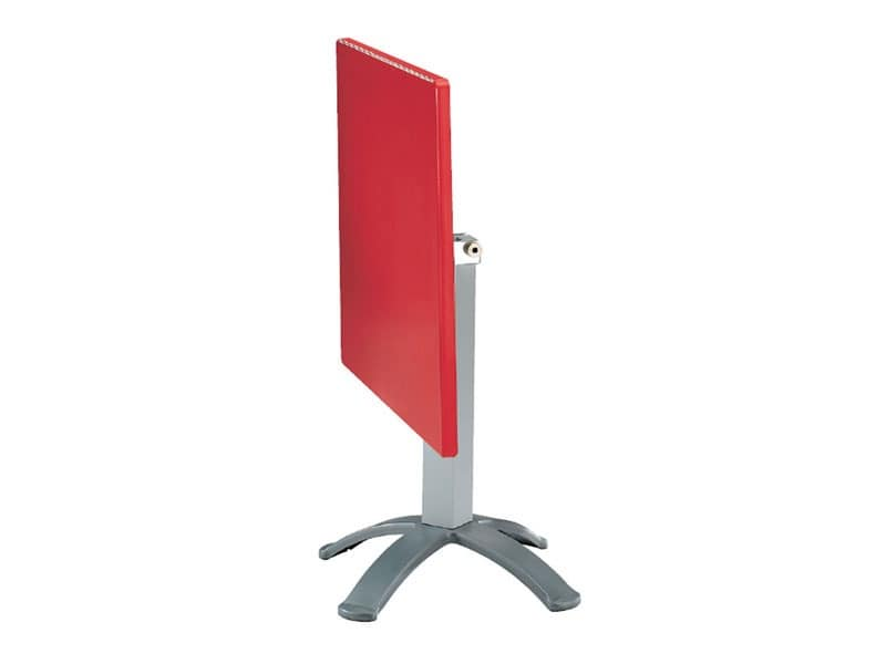 Table 60x60 cod. 20/BG4IP, Stackable table with folding polymer top