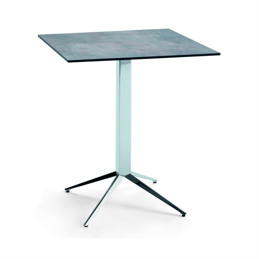 Teorema Q, Square table, for bar and restaurant